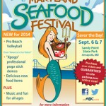 Maryland Seafood Festival coming to Sandy Point State Park for 47th year