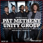 Rams Head presents Pat Metheny at Maryland Hall
