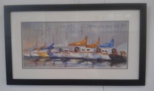 'Raft on the Miles' Valerie Sunderland