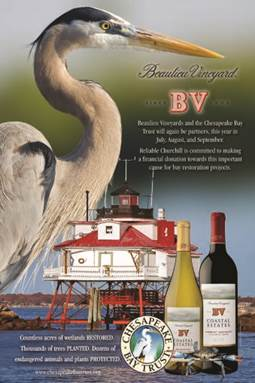 Chesapeake Bay Trust Wine
