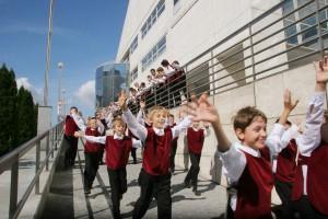 Boy's choir photo