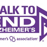Walk to end Alzheimer's – October 25th