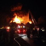 2-Alarm fire destroys  Annapolis waterfront home, $1.5M in damage
