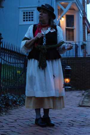Historic Ghost Walk Guide