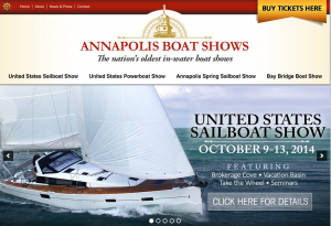 Boat show management announces Cruisers University
