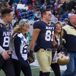 Navy rolls past Georgia Southern, needs 1 win for a bowl