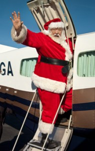 More than 50 planes to bring greens and presents to residents of Tangier Island
