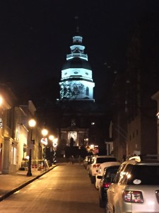 Annapolis chosen as one of the best college towns by Travel + Leisure magazine