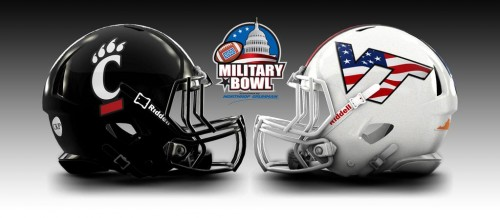 Not to miss. Military Bowl events kick off tonight. Full listing.