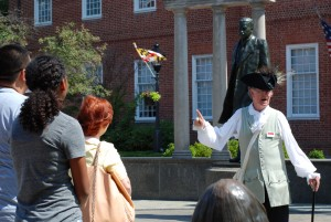 Annapolis Tours_Thurgood Marshall Memorial