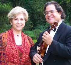 """On January 23, 8PM Puerto Rican violinist José Miguel Cueto andArgentine pianist Nancy Roldán offer the music of Mozart, Poulenc, Piazolla andothers in a concert entitled """"From Vienna to Buenos Aires."""" Their old worldto new world musical journey features Classical, late Romantic, Post Impressionist,and Tango music along with a world premiere by a Baltimore composer. Theconcert will be held at the Unitarian Universalist Church of Annapolis (UUCA),333 Dubois Road. Tickets are $15 at the door. For more information, visitwww.uuannapolis.org (see slider) or call 410-266-8044."""