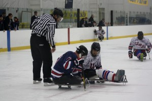 Hockey for heroes