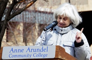 One of the events that Anne Arundel Community College hosts annually to recognize Women's History Month is the Soapbox Sisters at which students, faculty and staff perform famous speeches by women throughout history. This year's dramatic readings can be heard on March 26, 12:30-2 p.m. in the Humanities Building Room 112 on AACC's Arnold campus, 101 College Parkway. Check the website, www.aacc.edu/socialjustice for the latest information.