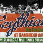 Scythian to headline at Rams Head Onstage