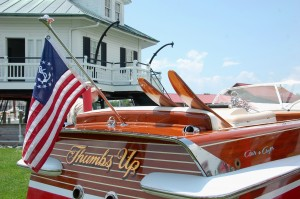 This Father's Day weekend, the 28th annual Antique & Classic Boat Festival comes to the Chesapeake Bay Maritime Museum in St. Michaels, MD, bringing more than 100 classic and vintage boats to CBMM's docks and campus, along with a juried art show, children's activities, a nautical flea market, and more. The event takes place Friday through Sunday, with Saturday bringing the most boats and activities to the museum's waterfront campus. Boat rides will be available, along with a selection of regional foods, beer, and other beverages. For more information, visit www.cbmm.org/acbf or call 410-745-2916.