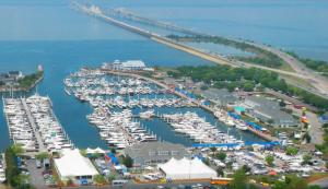 Bay Bridge Spring Boat Show