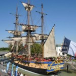 Treaty of Paris Center to discuss frigate Hermione this weekend
