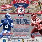 Amputee Warrior Softball Classic at Baysox stadium this weekend