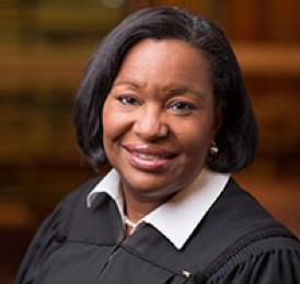 Judge Wanda Keyes Heard, associate judge of the Baltimore City Circuit Court, 8th Judicial Circuit, gave the keynote address.
