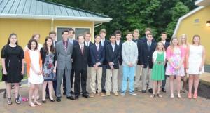 The Summit School Class of 2015