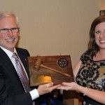 New president for Rotary of South Anne Arundel County