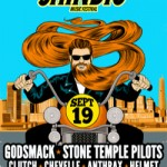 Shindig Music Festival this weekend with Godsmack, Stone Temple Pilots