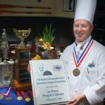 DoubleTree's Port of Call's McKnew wins crab soup cookoff