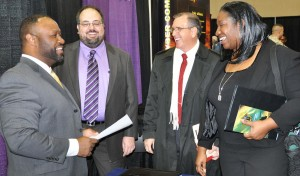 Job seekers will get a chance to meet employers with urgent hiring needs at the Holiday Job Expo on Thursday, Oct. 29, from 10 a.m. to 1 p.m. in the Student Union Room 101 (dining hall) at Anne Arundel Community College, 101 College Parkway. The college's Careers Services office also offers some job seeker preparation workshops in October, including Oct. 19 and Oct. 26, in the Student Services Center Room 222 where people can stop by without an appointment from 1 to 5 p.m. to get the latest job search tips. For information, visit http://bit.ly/1KSmNbd , email CTRC@aacc.edu or call 410-777-2770 or 410-777-2512.