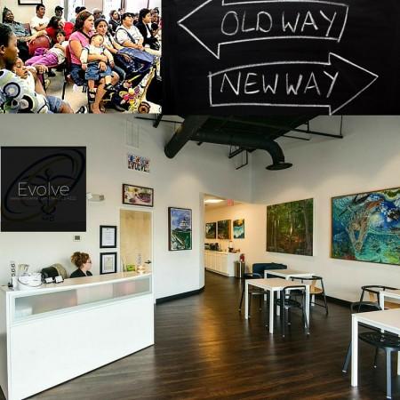 Old Way New Way Evolve