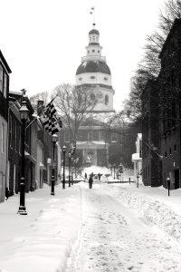 Annapolis Snow January 2016-12