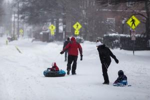 Annapolis Snow January 2016-19