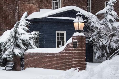 Annapolis Snow January 2016-22