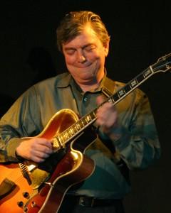 Jazz guitarist Jack Wilkins