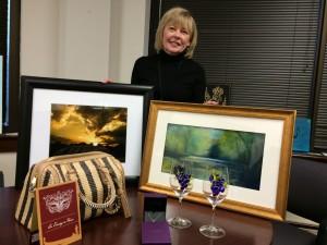 Arts Gala Auction Items