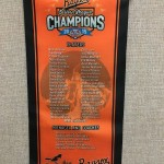 Baysox prepare for opening night championship celebration