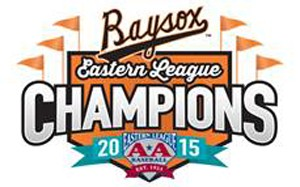 Latimore blast paces Baysox in 5-1 win