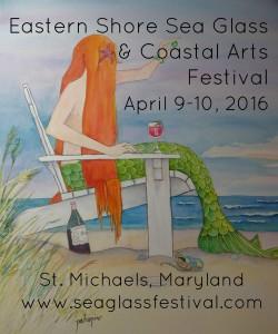 Eastern Shore Sea Glass Festival 2016