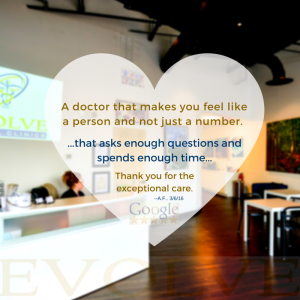 Evolve Medical Clinics is Annapolis' Highest Rated Primary Care and Urgent Care