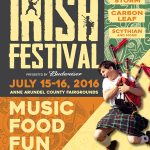 The 7th Annual Annapolis Irish Festival is this weekend, get your tickets now!