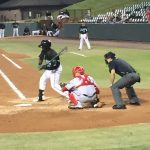 Baysox double up Senators