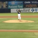 Lee leads Baysox to victory in series
