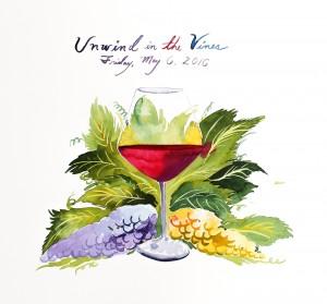 Unwind In The Vines