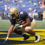 Photos: Navy comes out victorious over Uconn, 28-24
