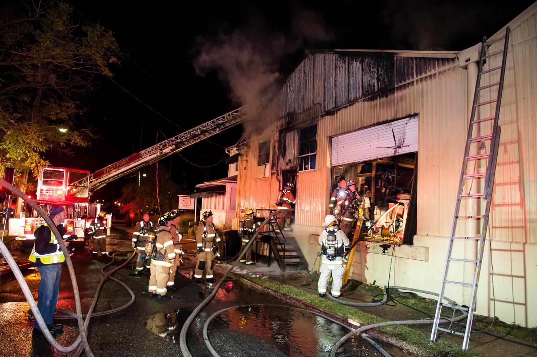 2 Alarm fire at 311 3rd. St Eastport