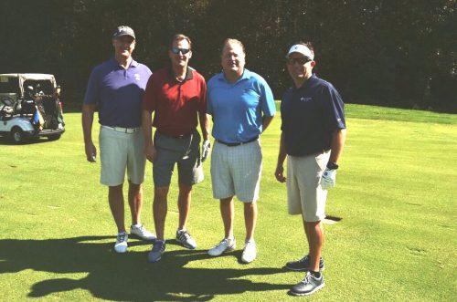 Summit School Golf 2017