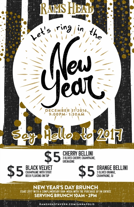 New Year\'s Eve Party : Eye On Annapolis