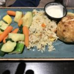 Fed House Crabcake Dinner