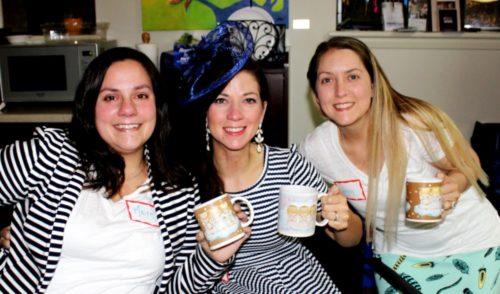 Remembering Mothers Tea
