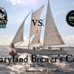 7th Annual Brewer's Cup Race aboard the  Schooner Woodwind
