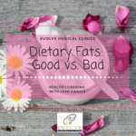 Dietary Fats: Good vs. Bad